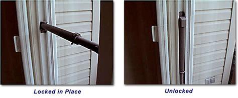 Patio Door Child Lock Wedgit Sliding Glass Door Lock How To Use Slidingpatiodoorlock