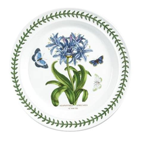Portmeirion Botanic Garden Dinner Plates Best New Portmeirion Botanic Garden Dinner Plates Set Of 6 Los Angeles Kitchen Dining Stuff