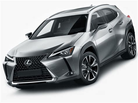 Lexus Models For 2019 by Lexus Ux 2019 3d Cgtrader