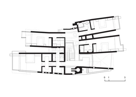 extreme house plans unusual extreme modern house by longhi architects architectural drawing