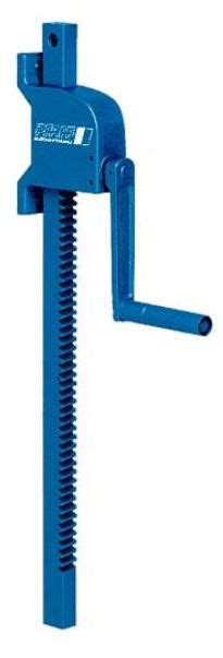 cric a cremagliera worm gear rack and pinion ritm industryritm industry