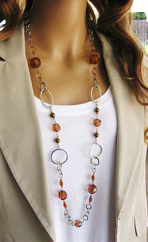 25 Best Ideas About Chain Necklaces On