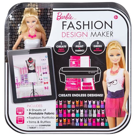 design clothes toy barbie fashion design maker doll 163 50 00 hamleys for