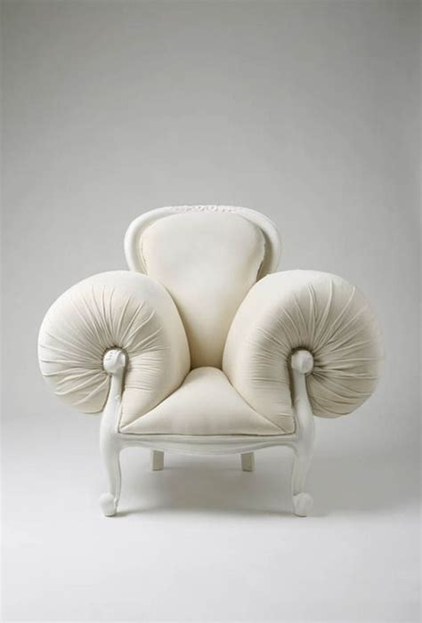 Poofy Chair by 301 Moved Permanently