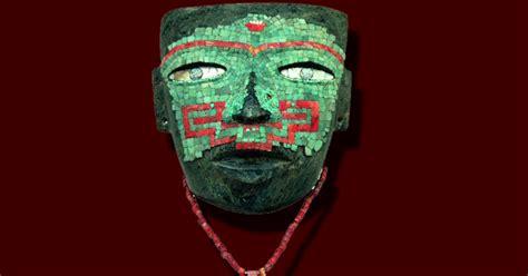 imagenes olmecas con su significado corroboran autenticidad de m 225 scara teotihuacana azteca