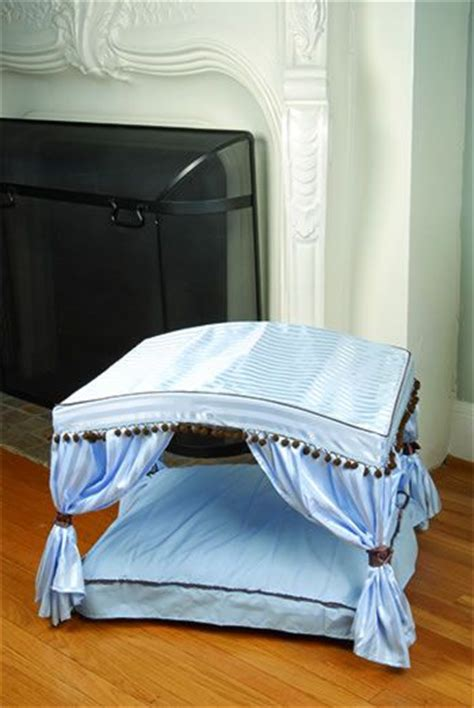 blue bed canopy canopy bed blue all things pet care pinterest