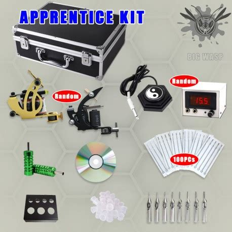 beginners tattoo kit apprentice kit for new beginners big wasp