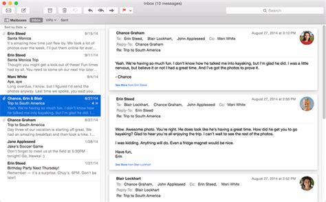 best email client mac the 8 best free email clients for mac in 2018