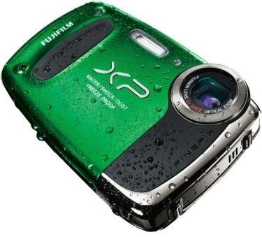 fujifilm 14mp finepix xp50 digital camera green, uk, wc1