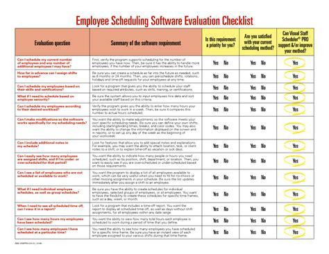 software evaluation template software evaluation criteria template gallery resume ideas namanasa