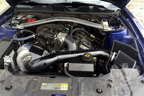 mustang supercharge 2011 2014 mustang v6 procharger ho intercooled