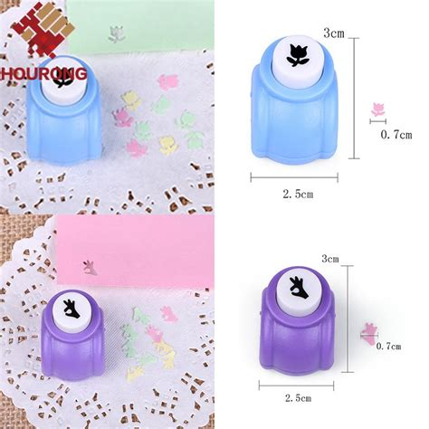 Craft Paper Punches Wholesale - wholesale mini paper punch for scrapbooking diy handmade