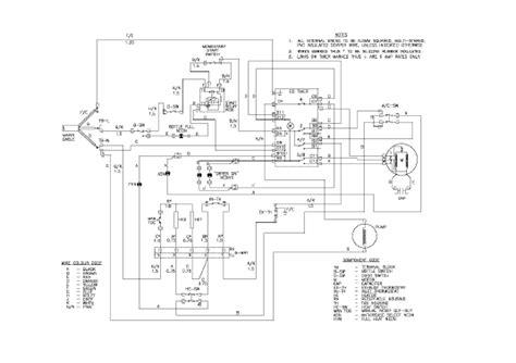 white tumble dryer wiring diagram dryer repair