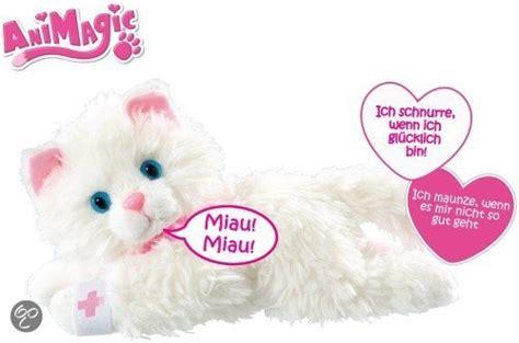 buitenspeelgoed katten bol animagic maak me gezond poesje knuffeldier