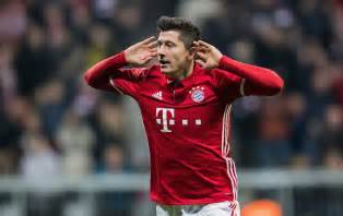 Robert lewandowski should be up there with messi and ronaldo