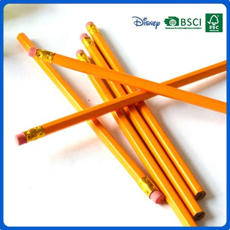 Penghapus Pensil Eraser Pencil 5 538 high quality 7 5 inch hb drawing yellow wooden pencil with eraser buy yellow pencil pencils