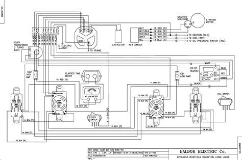 baldor generator wireing diagram wiring harness diagram