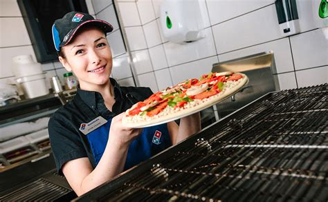 domino pizza career half price pizzas on offer as domino s opens new branch in