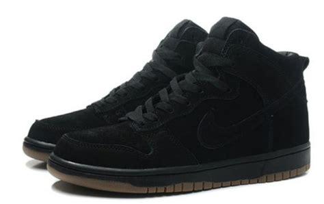 shoes nikes nike dunk black nike dunk suede