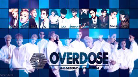 exo overdose exo wallpaper overdose