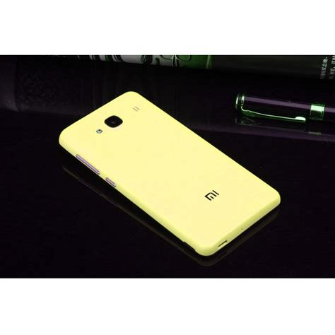 Matte Battery Back Cover Replacement Xiaomi Redmi 2redmi 2 Prime 4 cover baterai matte xiaomi redmi 2 redmi 2 prime yellow jakartanotebook