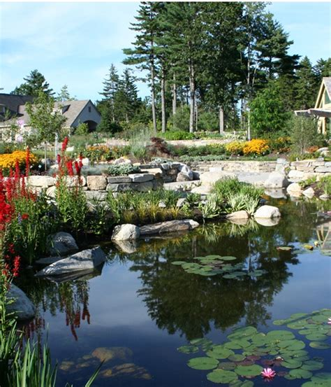 Botanical Gardens In Maine Coastal Maine Botanical Gardens Maine Quot The Way Should Be Quot