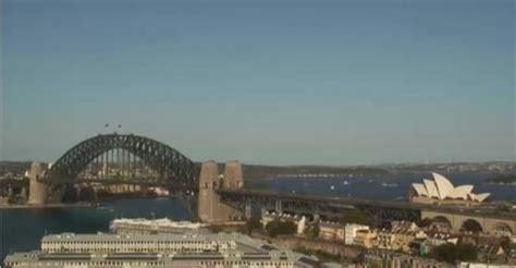live camera house live sydney web cam overlooking the sydney opera house sydney harbour bridge sydney