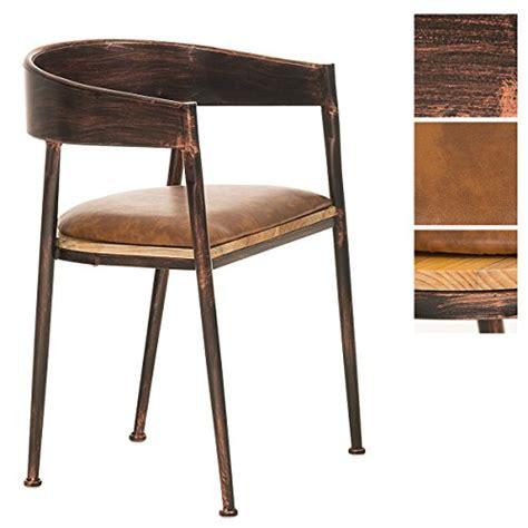 stuhl industrial look clp industrial design stuhl belvedere gepolstert mit