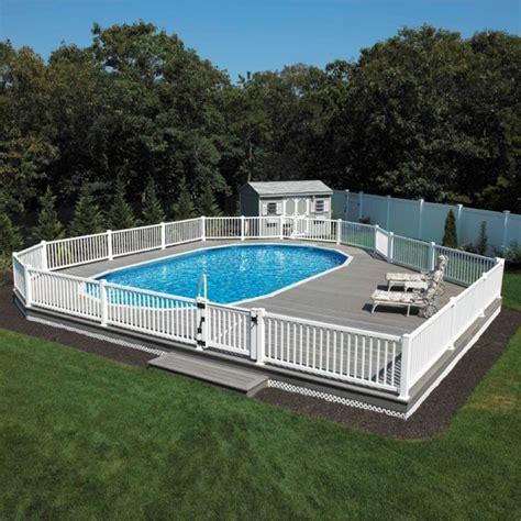 semi above ground pool designs joy studio design gallery semi inground pools long island joy studio design