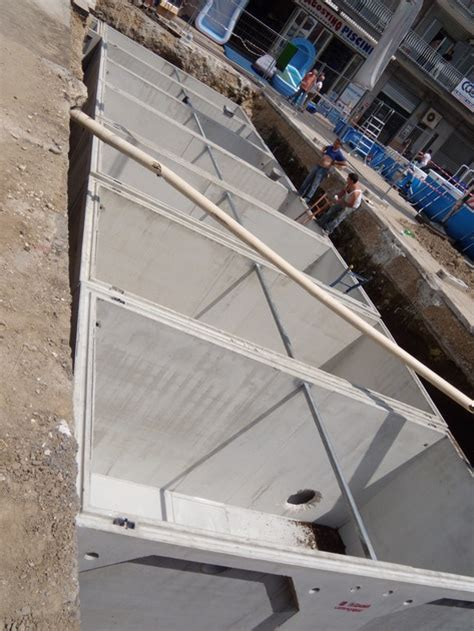 dimensionamento vasca di prima pioggia apparecchiatura di trattamento e depurazione impianti di