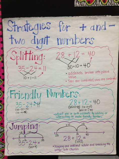 cool math scenarios and strategies books best 25 subtraction strategies ideas on
