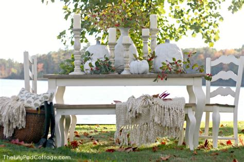 The Pad Cottage by Thanksgiving Tablescape The Lilypad Cottage