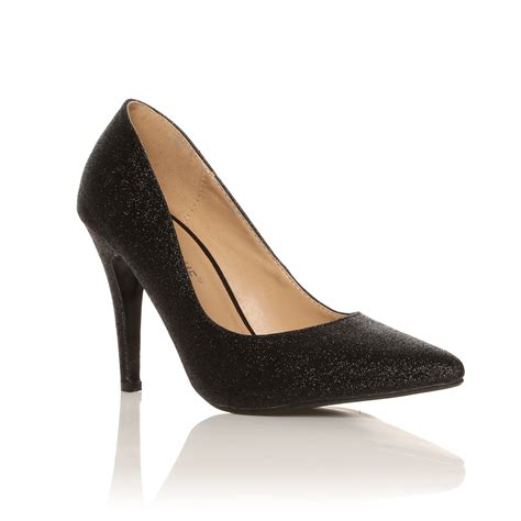 high heels 3 new stiletto court shoes pointed high heels