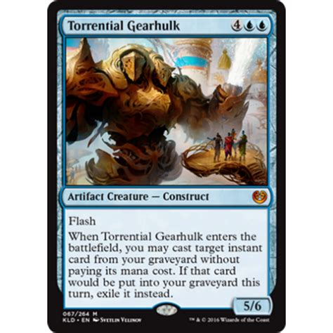 Number Of Cards In A Magic Deck by Torrential Gearhulk Magic The Gathering From Magic