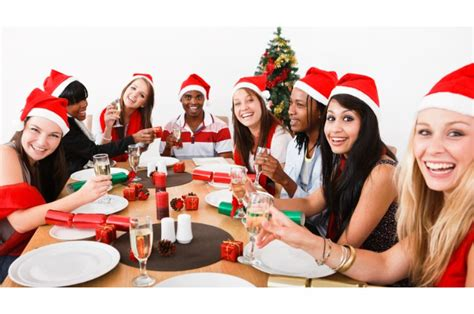 Getting Stressed Out Over The Family Christmas Party - party planning