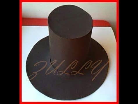 como decorar zapatos locos para niñas c 211 mo hacer un sombrero en fomi youtube sombreros locos