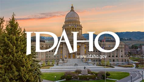 Idaho State Marriage Records State Of Idaho The Official Website Of The