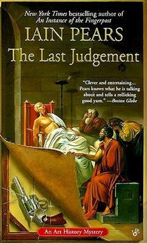 the last judgment books the last judgement jonathan argyll 4 by iain pears