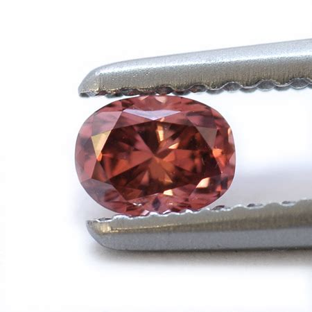 Fancy Colored Diamonds To Die For From Fancydiamonds Net by Fancy Brownish Orangy Pink By Leibish Co