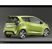 Chevy Fans New Beat Z Spec Concept And Latest