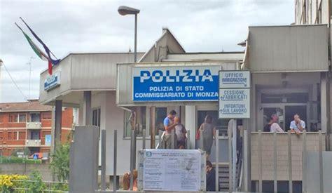 commissariato di monza ufficio passaporti monza la polizia denuncia un minorenne per rapina e