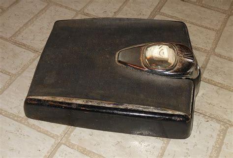 detecto bathroom scales vintage detecto bathroom scale collectors weekly