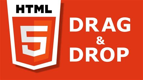html5 tutorial youtube html5 drag drop tutorial youtube