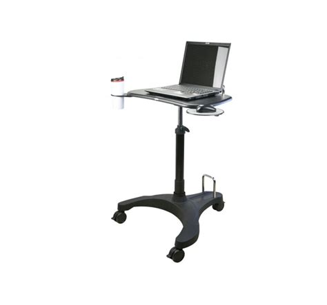 buy a sit stand mobile laptop desk office desks delivery