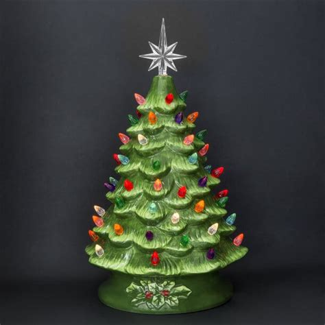 30 most beautiful ceramic christmas trees christmas