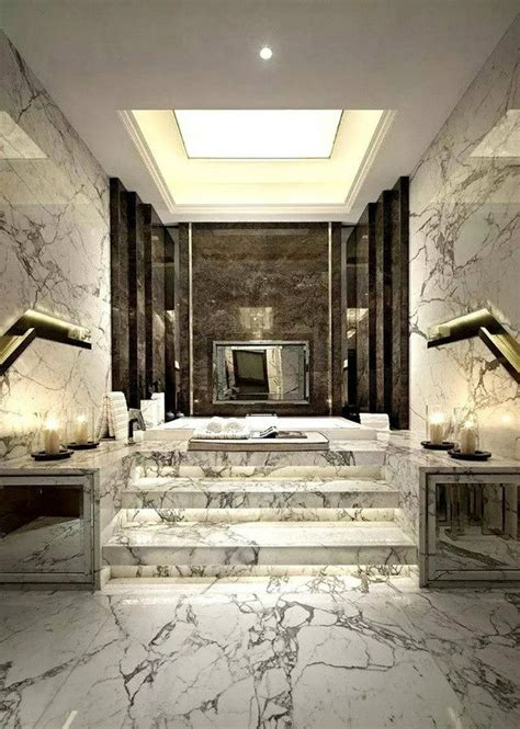 the essential home d 233 cor tips which have no substitutes the marble bathroom a unique home d 233 cor material the