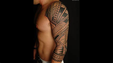 greek tribal tattoo tribal chest stencils
