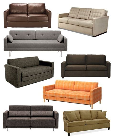 sleeper sofa apartment therapy best sleeper sofa sleeper sofas and sofa sofa on pinterest