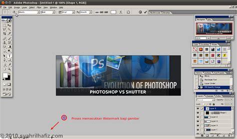 membuat watermark instagram gandingan photoshop dan gandingan photoshop dan shutter edit gambar syahrilhafiz com