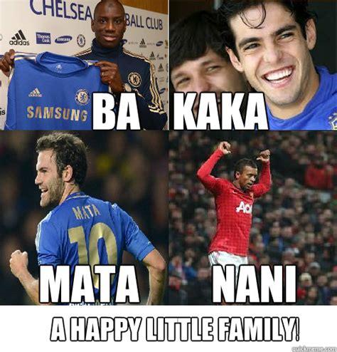 Troll Football Memes - ba kaka mata nani a happy little family nepali football